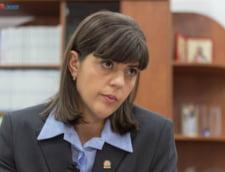 Laura Codruta Kovesi, cercetata disciplinar. Inspectia Judiciara o acuza pe sefa DNA de 3 abateri