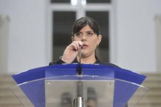 Laura Codruta Kovesi, pentru Financial Times: Politicieni de top si oameni de afaceri vor sa submineze DNA