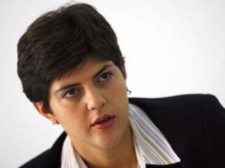 Laura Codruta Kovesi, procuror general pentru inca trei ani