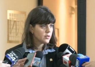 Laura Codruta Kovesi, reinvestita la sefia DNA cu acte - Ministrul Justitiei a trimis la CSM propunerea UPDATE