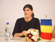 Laura Codruta Kovesi a fost declarata personalitatea anului de publicatia Emerging Europe