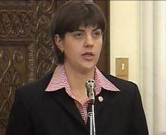 Laura Codruta Kovesi a fost detasata la MAE