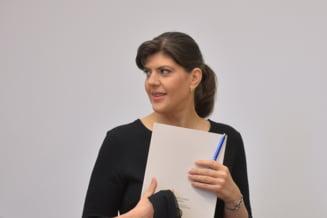 Laura Codruta Kovesi candideaza pentru functia de procuror-sef european UPDATE