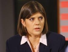 Laura Codruta Kovesi critica noul Cod Penal: E timp pana sambata pentru modificari