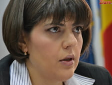 Laura Codruta Kovesi da raspunsul: Vrea sau nu sa fie presedintele Romaniei?