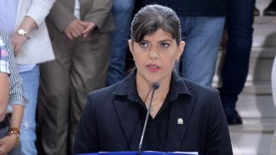 Laura Codruta Kovesi este nepotrivita pentru a conduce EPPO, considera seful de cabinet al premierului ungar