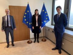 Laura Codruta Kovesi si-a ales procurorii sefi adjuncti de la Parchetul European. Cine sunt Danilo Ceccarelli si Andres Ritter