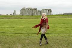Laura Cosoi, despre celebrul Stonehenge: Nu aveam asteptari prea mari