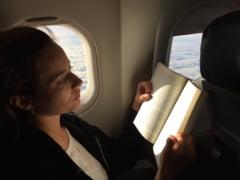 Laura Cosoi ne invata cum sa nu ne fie frica in avion