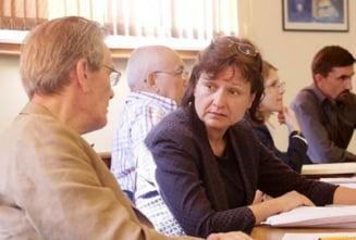 Laura Georgescu, acuzata si de fals in acte publice. Ce a cautat Sorin Alexandrescu la CNA? Interviu