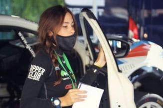 Laura Salvo, copilot, a murit dupa un accident la un raliu din Portugalia