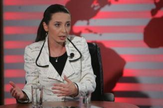 Laura Stefan: Antonescu impune interdictii ministrului Justitiei, iar Pivniceru tace