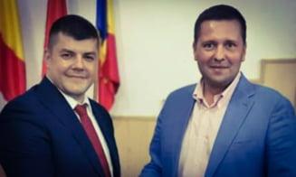 Laurentiu Costache este noul presedinte al organizatiei PSD Titu