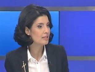 Lavinia Sandru: In Parlament este ca pe corabia piratilor