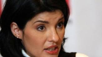 Lavinia Sandru, despre campania electorala: Se va ajunge la violenta fizica