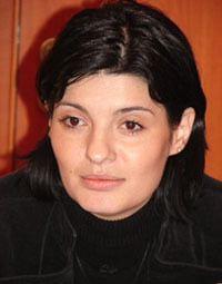 Lavinia Sandru deschide lista PIN pentru europarlamentare