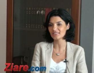 Lavinia Sandru rupe tacerea in cazul prezidentiabilului Dan Diaconescu (Video)