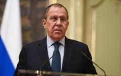 """Lavrov: Niciun fel de declaratii ale SUA, UE si NATO nu vor schimba situatia """"reunirii Crimeei cu Rusia"""""""