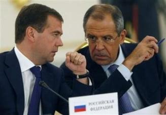 Lavrov: SUA au compromis echilibrul militar cu Rusia