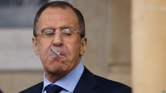Lavrov: Separatistii lasa armele doar daca dispare acel rusinos Maidan de la Kiev