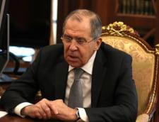 Lavrov critica SUA pentru retorica agresiva fata de Coreea de Nord: Inacceptabil
