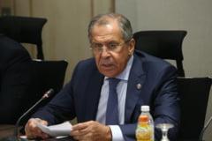 "Lavrov denunta ""ineficienta"" anchetei in cazul avionului doborat in Ucraina"