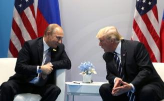 "Lavrov ironizeaza ""intalnirea secreta"" Putin-Trump: Poate au fost si la toaleta impreuna (Video)"