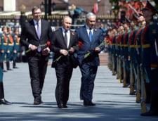 Lavrov se intalneste luni cu Netanyahu pentru a discuta despre prezenta trupelor iraniene in Siria