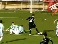 Lazar a marcat un gol fabulos in Grecia (Video)