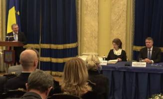 Lazar acuza presiuni mari asupra sistemului judiciar: Factorul politic a reusit revocarea sefilor DNA si DIICOT