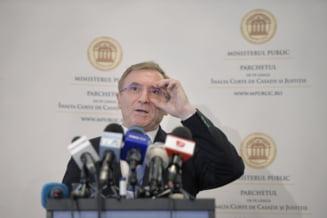 Lazar se ofera sa ajute la imbunatatirea Codurilor Penale. Iordache acuza ca el, Iohannis si Kovesi au indus in eroare Comisia de la Venetia