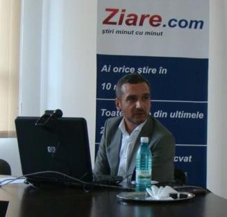 Lazaroiu: Romania e aici si din cauza suspendarii lui Basescu