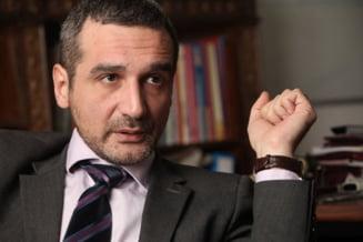 Lazaroiu, despre viitorul partid Miscarea Populara: Nimeni nu-si doreste un nou PDL