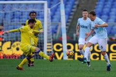 Lazio, inca un meci cu goluri pe banda rulanta inainte de dubla cu FCSB. Golgheterul formatiei s-a accidentat