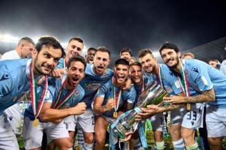 Lazio Roma a cucerit Supercupa Italiei. Stefan Radu l-a invins din nou pe Cristiano Ronaldo (Video)