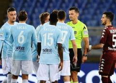 Lazio Roma vrea sa se retraga din Serie A, cu putin timp inaintea meciurilor cu FCSB