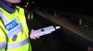 Le-a dat peste cap fiola politistilor: alcoolemie record pentru un sofer giurgiuvean