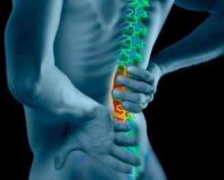 Dureri de spate mai mici atunci cand uterul scade