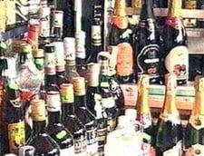 Leacul pentru femeile alcoolice: Caloriile pe eticheta