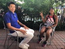 Lectia de modestie data de Naomi Osaka, noua senzatie a tenisului feminin