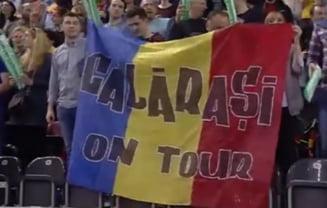 Lectie de fair-play data de fanii romani - ce s-a intamplat la meciul Romania - Cehia