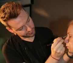Lectie de machiaj cu Alex Abagiu, make-up artist L'Oreal