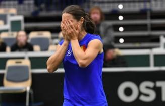 Lectie de patriotism data de Monica Niculescu: Ce se intampla in clasamentul WTA dupa participarea la Fed Cup