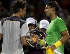 Lectie de tenis: Nadal l-a umilit pe Federer