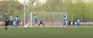 Lectie deschisa pentru Zlatan Ibrahimovic. Un roman a dat un gol de pe alta planeta VIDEO