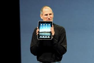Lectii despre succes in afaceri de la Steve Jobs