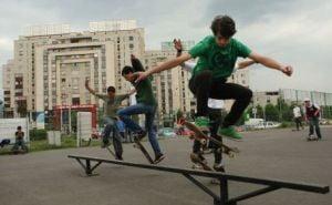 Lectii gratuite de skate, in Centrul Civic din Brasov