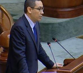 Legea Ponta-Antonescu privind uninominalul intr-un singur tur, adoptata de Senat