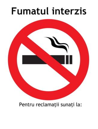 Legea antifumat a intrat in vigoare: Unde se poate fuma si unde nu. Ce poti pati daca o incalci