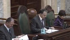 Legea asistentei sociale intra in plenul Senatului miercuri